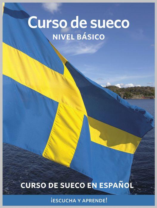 Ljudbok Curso Básico de Sueco av Ann-Charlotte Wennerholm